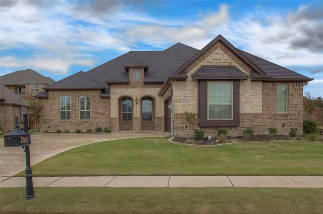 1265 Teton, Burleson, TX 76028 (MLS #14304734) :: The Mitchell Group