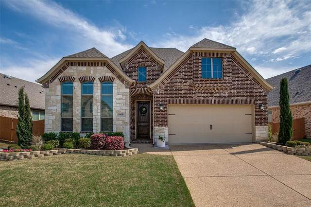 16620 Amistad Avenue, Prosper, TX 75078 (MLS #14304860) :: All Cities USA Realty