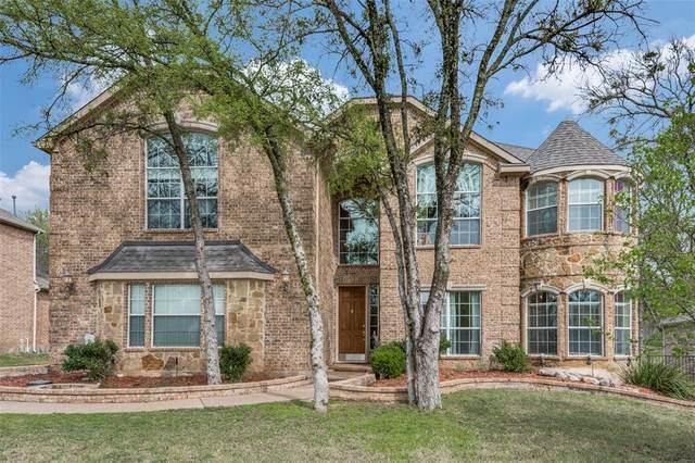 12272 Indian Creek Drive, Fort Worth, TX 76179 (MLS #14304864) :: The Mauelshagen Group