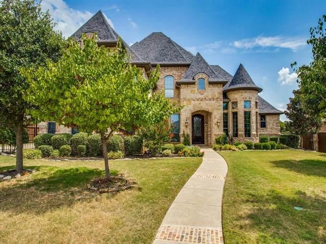 6209 Lantana Court, Colleyville, TX 76034 (MLS #14304963) :: The Hornburg Real Estate Group