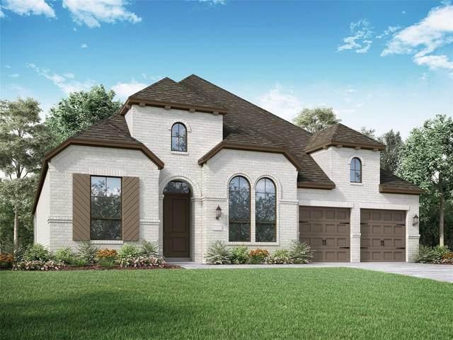 809 Haverford Lane, Argyle, TX 76226 (MLS #14305082) :: Team Hodnett