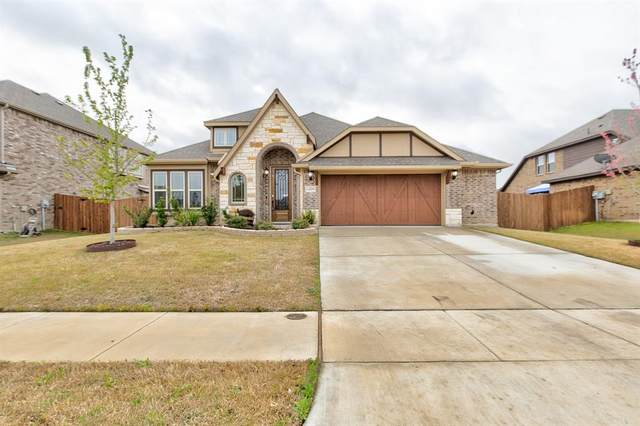 1409 Champ Way, Crowley, TX 76036 (MLS #14305087) :: The Mitchell Group