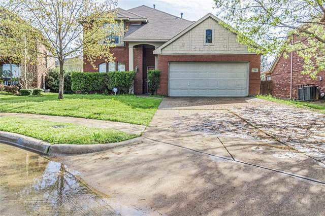 708 Jetton Court, Crowley, TX 76036 (MLS #14305101) :: The Mitchell Group