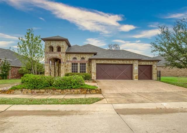 368 Fairlanding Avenue, Fairview, TX 75069 (MLS #14305130) :: The Mauelshagen Group