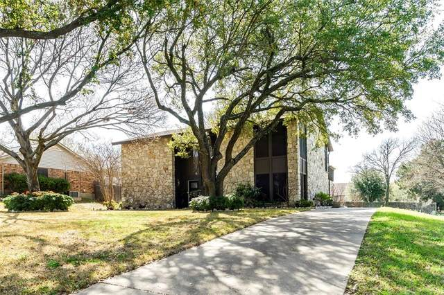 7729 Lake Highlands Drive, Fort Worth, TX 76179 (MLS #14305180) :: Real Estate By Design