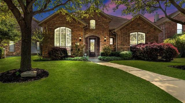 2615 Hidden Knoll Trail, Frisco, TX 75034 (MLS #14305212) :: Robbins Real Estate Group