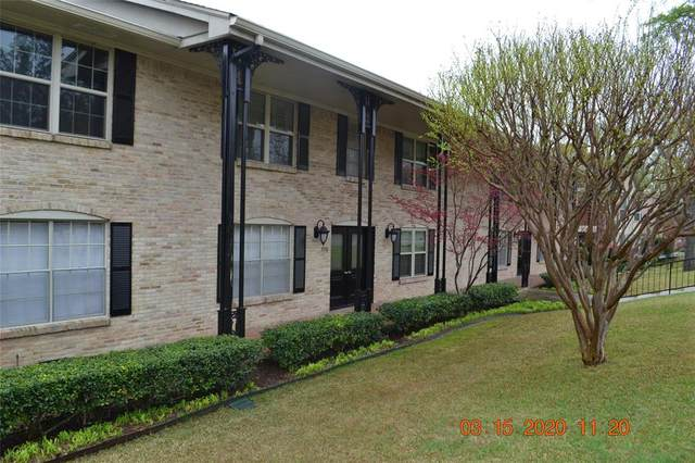 7714 Royal Lane #110, Dallas, TX 75230 (MLS #14305213) :: The Mitchell Group