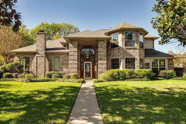918 Angela Drive, Lewisville, TX 75067 (MLS #14305237) :: All Cities USA Realty