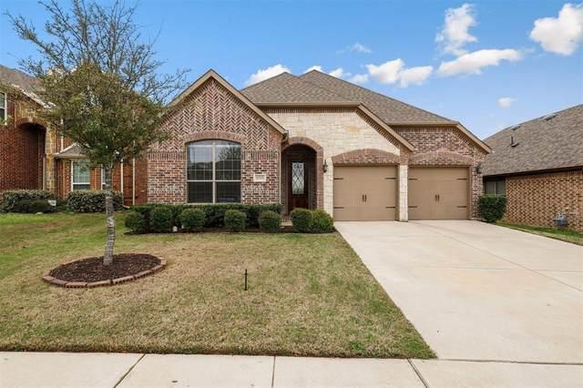 8508 Hornbeam Drive, Fort Worth, TX 76123 (MLS #14305275) :: The Good Home Team