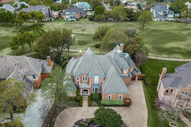 4725 Augusta Drive, Frisco, TX 75034 (MLS #14305299) :: Trinity Premier Properties