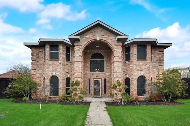 9409 Barton Creek Drive, Rowlett, TX 75089 (MLS #14305323) :: All Cities USA Realty