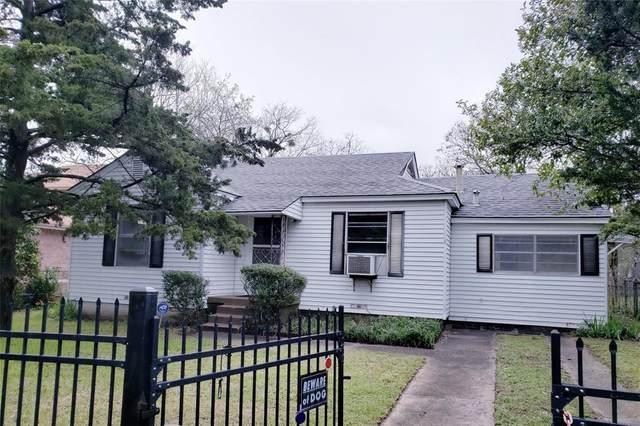 3002 Brandon Street, Dallas, TX 75211 (MLS #14305325) :: Vibrant Real Estate