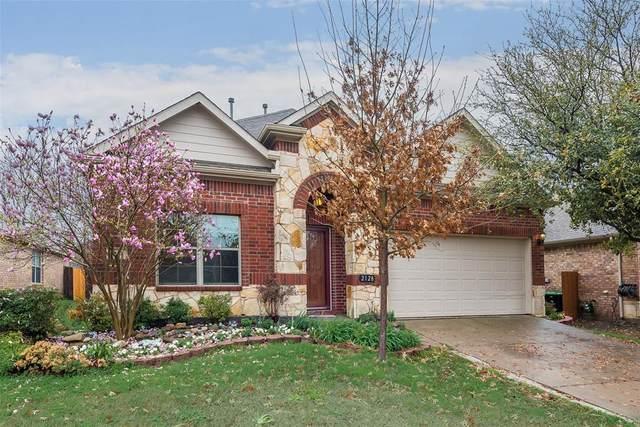 2128 Jonathan Creek Drive, Little Elm, TX 75068 (MLS #14305375) :: The Kimberly Davis Group