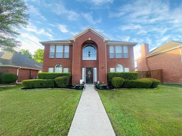 2110 Greenview Drive, Carrollton, TX 75010 (MLS #14305384) :: The Kimberly Davis Group
