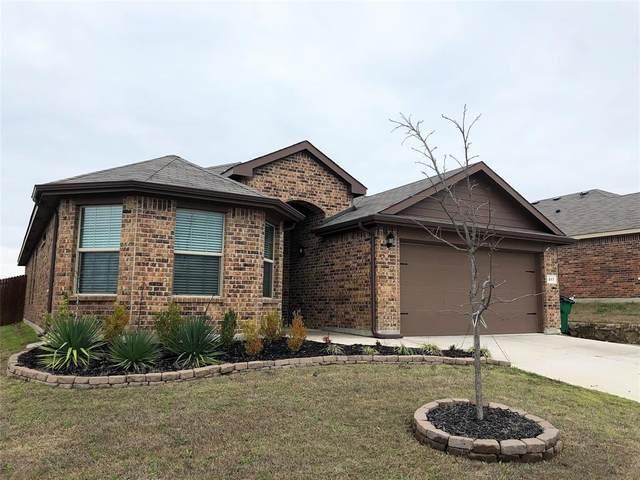 247 Saratoga Drive, Ponder, TX 76259 (MLS #14305478) :: Team Tiller