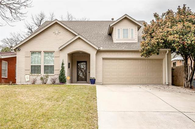 3821 Byers Avenue, Fort Worth, TX 76107 (MLS #14305480) :: The Mitchell Group