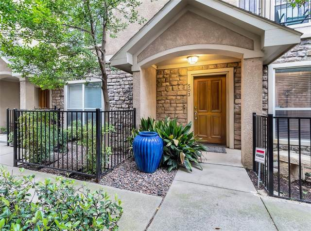 3127 Cedarplaza Lane #503, Dallas, TX 75235 (MLS #14305484) :: Vibrant Real Estate