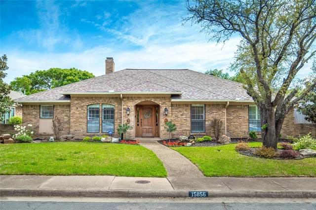 15856 Nedra Way, Dallas, TX 75248 (MLS #14305505) :: RE/MAX Landmark