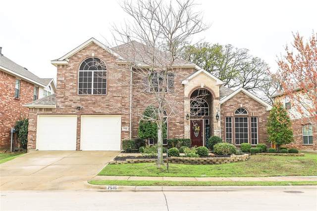 7516 Sweetgate Lane, Denton, TX 76208 (MLS #14305587) :: Justin Bassett Realty