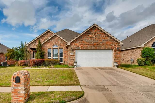 4520 Chesapeake Bay Drive, Fort Worth, TX 76123 (MLS #14305613) :: Real Estate By Design