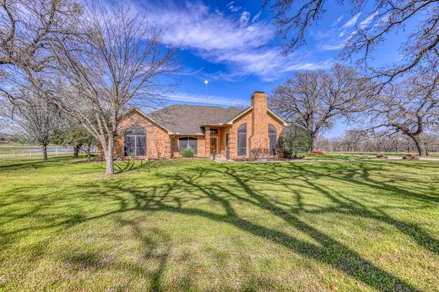 1244 Tidwell Road, Weatherford, TX 76087 (MLS #14305690) :: The Kimberly Davis Group