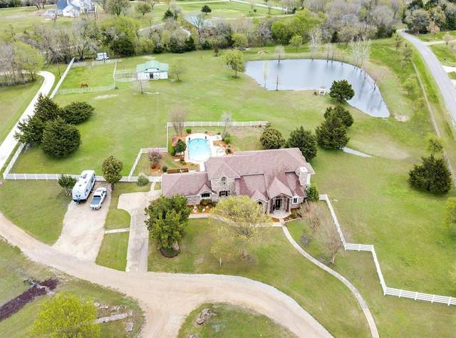 135 Shady Creek Lane, Rockwall, TX 75087 (MLS #14305733) :: All Cities USA Realty