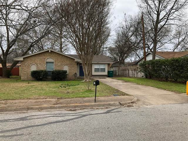 1122 Venus Street, Cedar Hill, TX 75104 (MLS #14305746) :: The Chad Smith Team