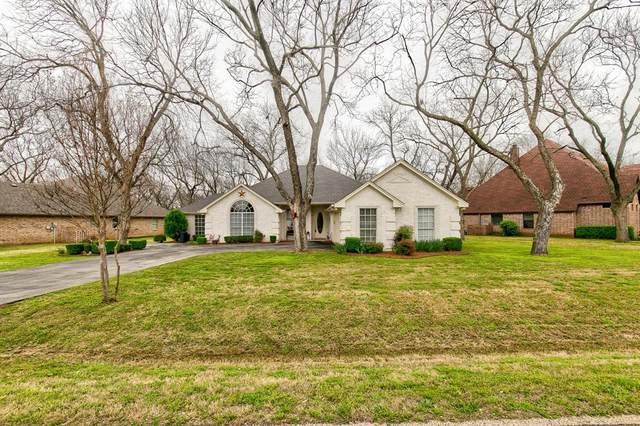 8716 S Monticello Circle, Granbury, TX 76049 (MLS #14305756) :: Robbins Real Estate Group
