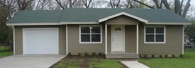 307 S Avenue J, Clifton, TX 76634 (MLS #14305776) :: The Kimberly Davis Group
