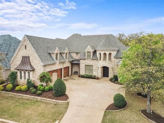 911 Wagner Way, Lantana, TX 76226 (MLS #14305830) :: The Hornburg Real Estate Group