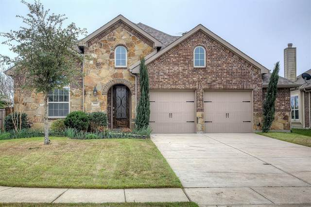 1005 Brigham Drive, Forney, TX 75126 (MLS #14305856) :: RE/MAX Landmark