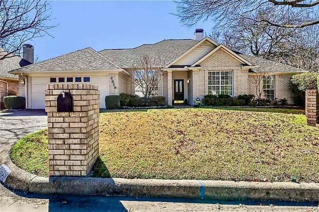 6629 Westmoor Lane, Benbrook, TX 76132 (MLS #14305867) :: Potts Realty Group