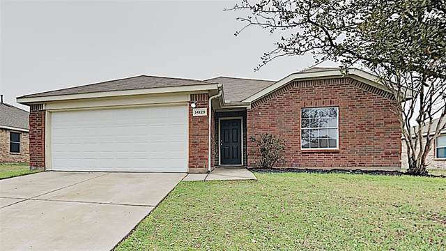 14129 Filly Street, Fort Worth, TX 76052 (MLS #14305875) :: Real Estate By Design