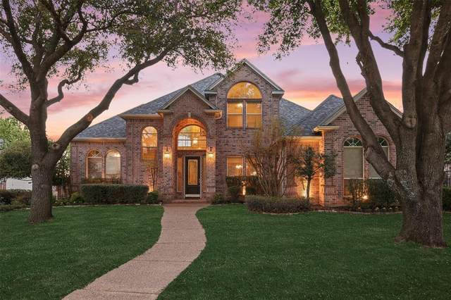 1916 Cresson Drive, Southlake, TX 76092 (MLS #14305929) :: The Kimberly Davis Group