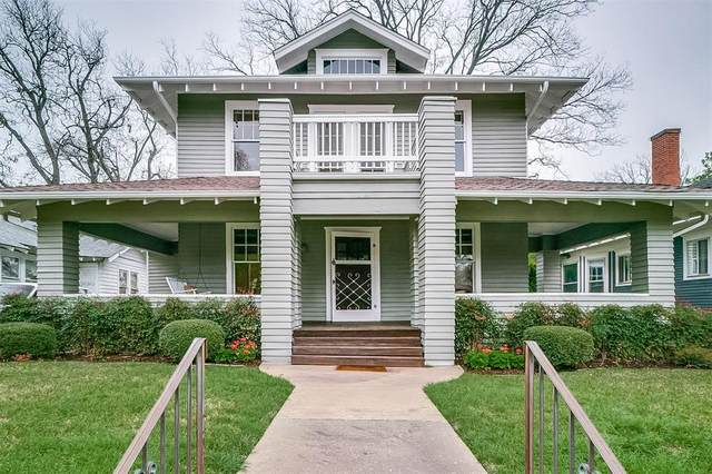 122 N Windomere Avenue, Dallas, TX 75208 (MLS #14305933) :: All Cities USA Realty