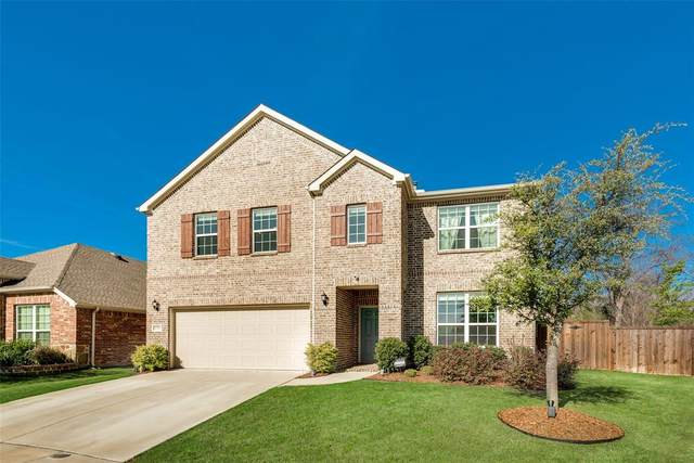 1729 Bald Eagle Drive, Mckinney, TX 75071 (MLS #14305939) :: The Chad Smith Team