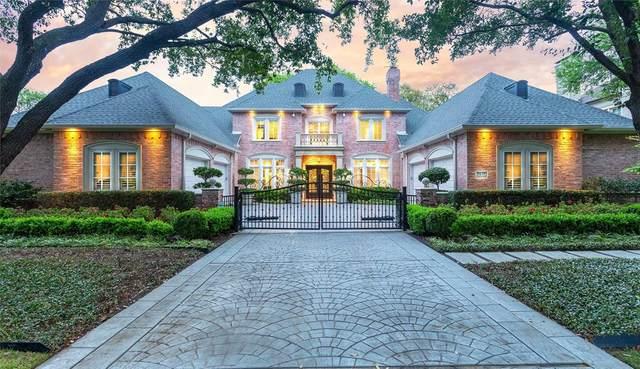 5837 Lakehurst Avenue, Dallas, TX 75230 (MLS #14305979) :: The Hornburg Real Estate Group