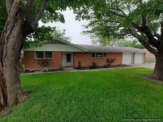 2112 Nottingham Boulevard, Fort Worth, TX 76112 (MLS #14306035) :: Team Tiller