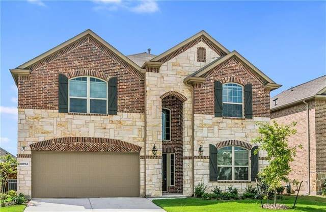 16704 Central Garden Lane, Prosper, TX 75078 (MLS #14306075) :: Tenesha Lusk Realty Group