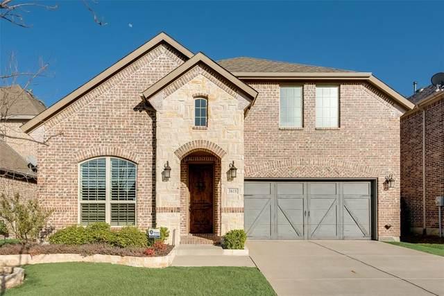 3618 Juniper Court, Celina, TX 75009 (MLS #14306094) :: Tenesha Lusk Realty Group