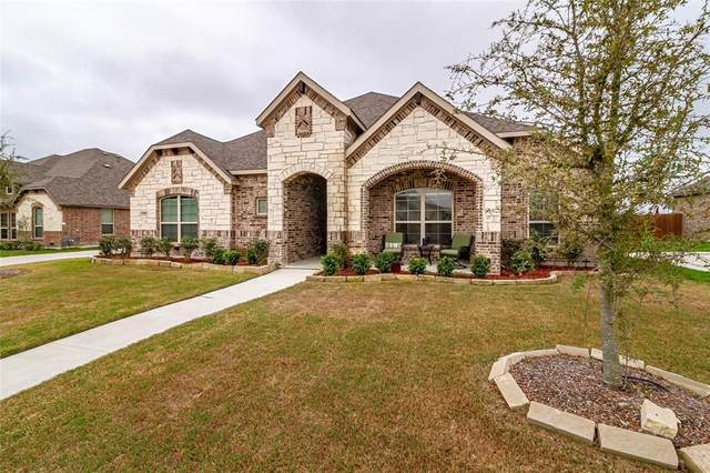 132 Water Garden Drive, Waxahachie, TX 75165 (MLS #14306107) :: Ann Carr Real Estate