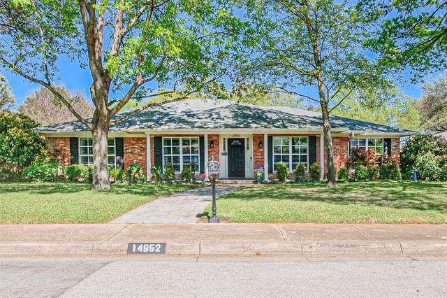 14952 Lacehaven Drive, Dallas, TX 75248 (MLS #14306123) :: The Mitchell Group