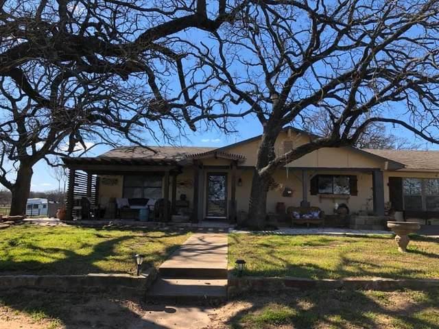 1229 Briarwood Street, Weatherford, TX 76087 (MLS #14306238) :: The Chad Smith Team