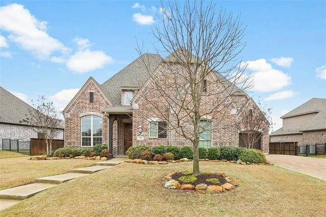 4260 Whitley Place Drive, Prosper, TX 75078 (MLS #14306279) :: The Kimberly Davis Group