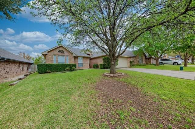 2533 Bauer Drive, Denton, TX 76207 (MLS #14306297) :: Team Tiller