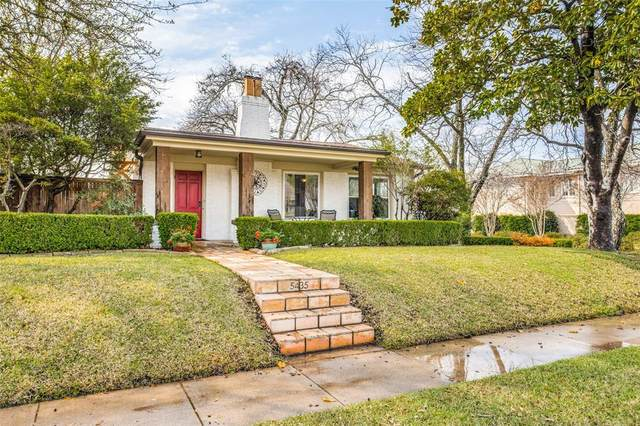 5435 El Campo Avenue, Fort Worth, TX 76107 (MLS #14306321) :: The Mitchell Group