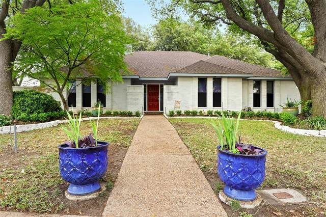 12230 Pleasant Valley Drive, Dallas, TX 75243 (MLS #14306369) :: The Mauelshagen Group