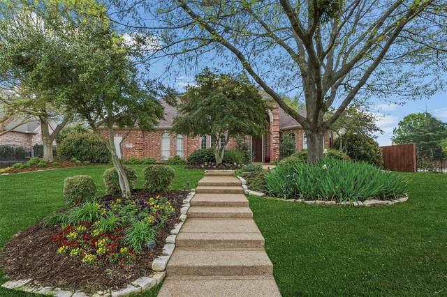 907 Edgemeer Lane, Southlake, TX 76092 (MLS #14306426) :: Team Tiller