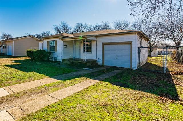 110 W Wheatland Road, Duncanville, TX 75116 (MLS #14306432) :: Roberts Real Estate Group