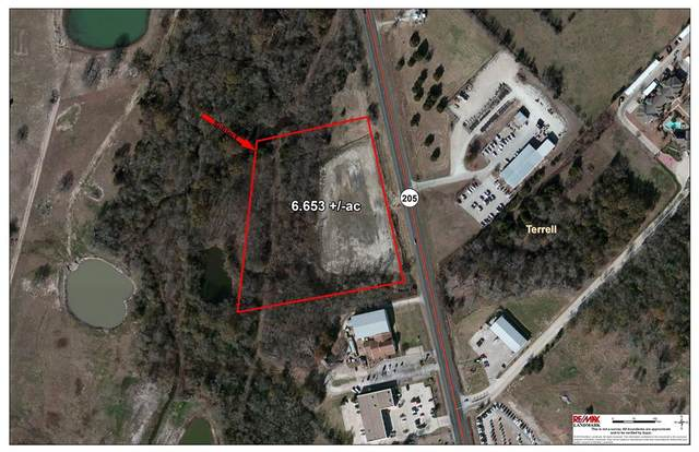 00 Hwy 205, Terrell, TX 75160 (MLS #14306453) :: The Mitchell Group
